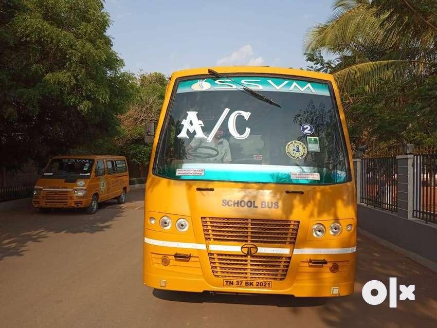 School bus tata A/c 42 Seats 0