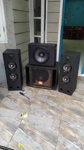 Speaker rakitan