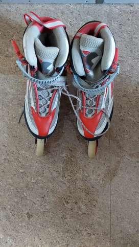 Inline skates shoe