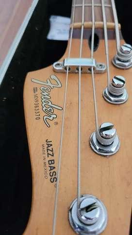 Fender Jazz Bass Mexico 5 Strings