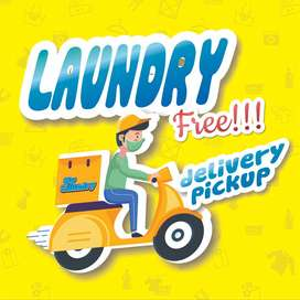 Laundry Free Delivery