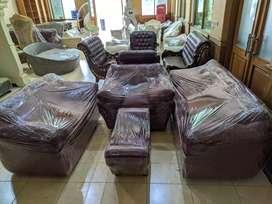 Sofa super empuk mewah berkelas 321 dan meja