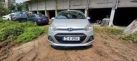 Hyundai Grand i10 1.2 Kappa Sportz, 2014, Petrol