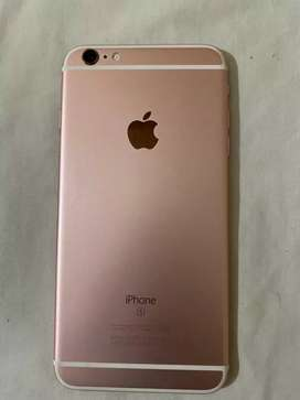 iPhone 6S+ ,, Rose Gold 64GB,, Battery health 100%