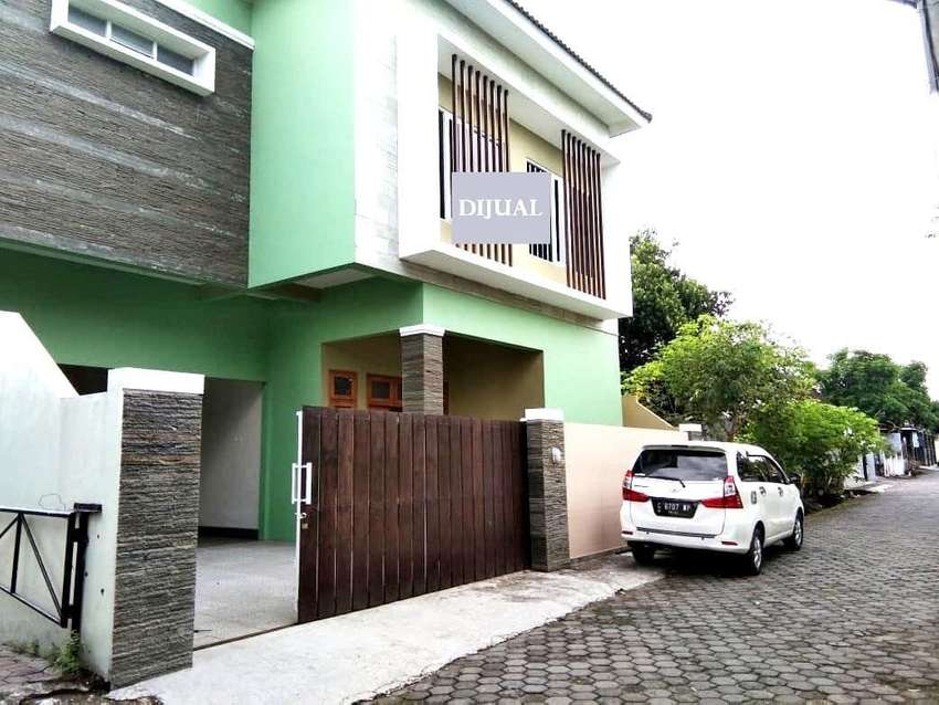 Dijual Rumah Modern Minimalis di Maguwoharjo sangat Strategis 0