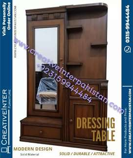Dressing table low price sofa cum bed chair dining center table