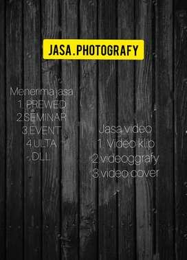 Jasa photografy dan video