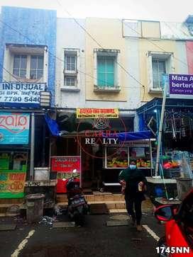 Ruko Murah 2 Lantai, Lokasi Strategis Depan Sekolah Cikal Harapan