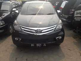 Toyota Avanza g manual