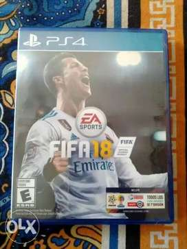 Sony PS4 EA Sports Fifa 17 Game Case