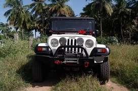 Brand modified wrangler jeep