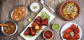 Need Veg and Non Veg Cook and Helper in Kanpur