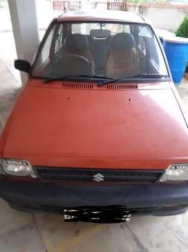 Maruti 800 in good condition AC
