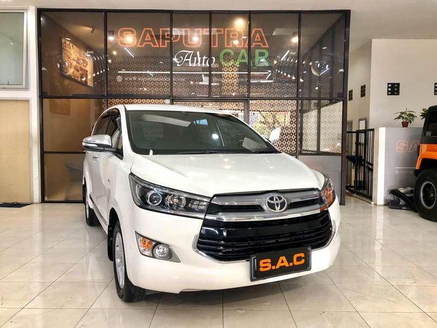 Toyota Innova Reborn 2.0 Q AT, 2016, SAC 0