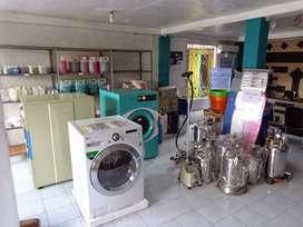 Paket Usaha Laundry Kiloan ( Langsung Aktif )