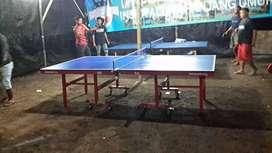 Meja pingpong meja tennis bahan mdf