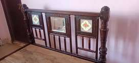 Rose wood cot for sale