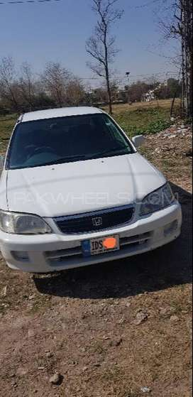 honda city 2002 m0nthly installment