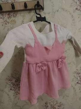 Baju anak usia 6-12 bulan  usia bb anak