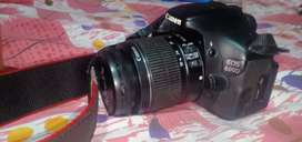Conon 600d New conditions camera, 2 year Old..