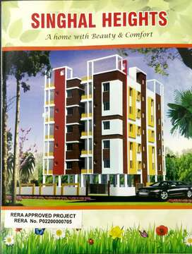 2bhk flats available at uppal for sale