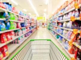 Urgent sale supermarket