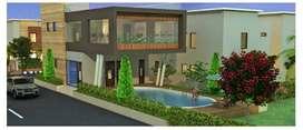 High - end lakeview villas