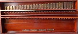 Antique Harmonium Reeds : German, Paris, Kukad, Valukad, Bhavnagar, US