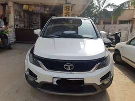 urgent sale tata hexa xt top model one owner in best condition