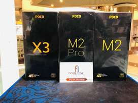 Xiaomi Poco X3 avail on easy installments