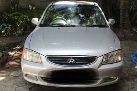 2003 Model Hyundai Accent