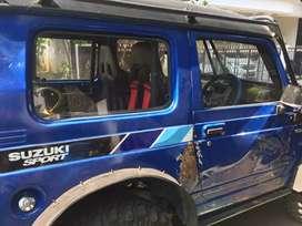 Suzuki Jimny sj 410 4x4