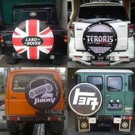 Cover/Sarung Ban Serep Ford Ecosport/Rush/Terios taruna kelian mbape k