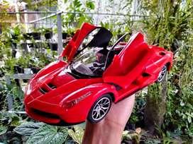 RC Lamborghini Huracan Lampu Nyala Pintu Bisa Dibuka/Tutup