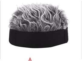 Topi wig korea jepang model baru