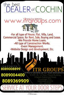 2BHK semi furnished flat for rent family only