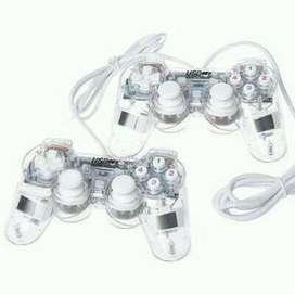 Gamepad Single Transparan K-One