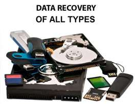 DATA RECOVERY/REPAIRING OF ALL TYPES