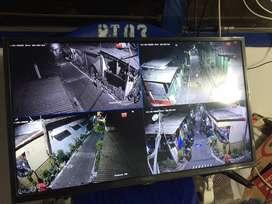 Tetap dirumah pantau lewat kamera CCTV 2mp siap online