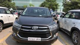 Toyota Innova Crysta 2019 Diesel Good Condition
