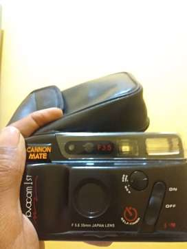Camera jadul Canon mate F3.5