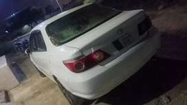 Honda City Automatic 2006 reg 2007 Lahore number. (File n book Missed)