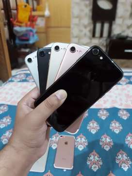 Iphone7 128gb approved& Non Approved Both available