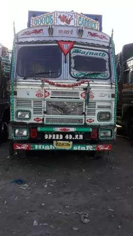 2518 TC truck