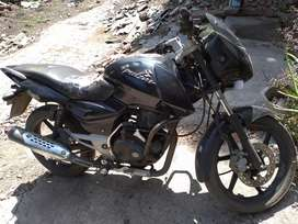 Documents clear ang good condition bike