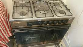 Cooking range (Gas) , Stove , Oven , grill , chulha