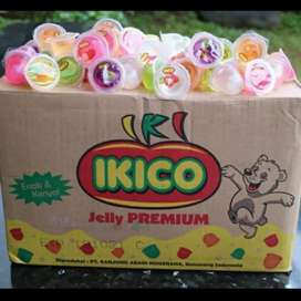 Mini Jelly Ikico bisa jual kg an atau grosir