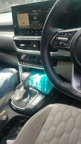 Kia seltos petrol automatic htx ivt g
