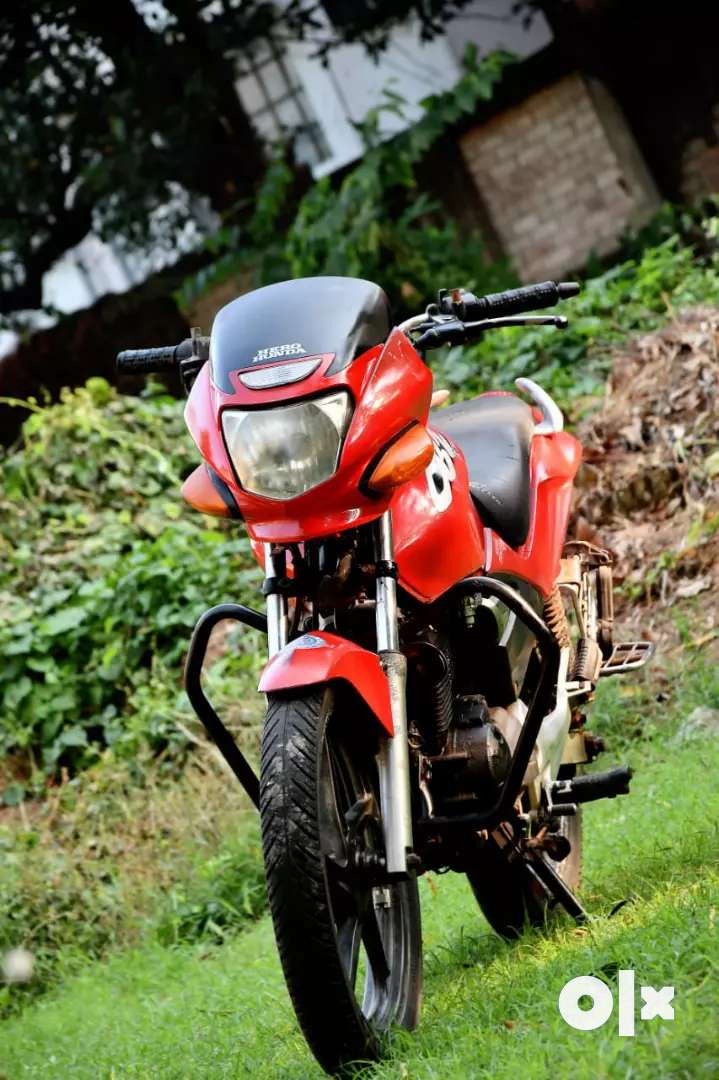 Hero Honda CBZ extreme in mint condition at a throw away price 0