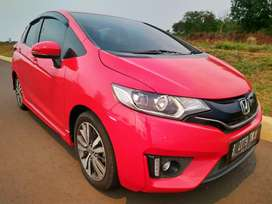 HONDA JAZZ RS CVT AT 1.5 2016 MERAH
